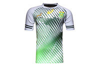 Asics South Africa BlitzBokke 7s 2016/17 Alternate Pro Rugby Shirt