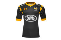 Under Armour Wasps 2016/17 Home S/S Replica Rugby Shirt