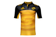 adidas Hurricanes 2016/17 Alternate Super Rugby S/S Rugby Shirt