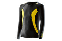 SKINS DNAmic Youth L/S Compression Top