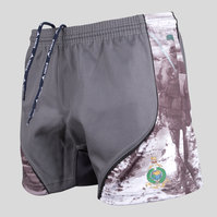Kitworld Royal Marines Falklands Limited Edition Charity Rugby Shorts
