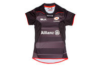BLK Saracens 2016/17 Ladies Home S/S Replica Rugby Shirt