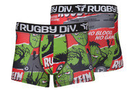 Rugby Division Rugbystein Boxer Shorts