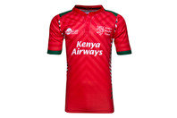 Kenya 7s 2016/17 Home S/S Replica Rugby Shirt