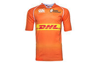 Netherlands 2016/17 Home S/S Replica Rugby Shirt