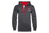 Kukri Ulster 2016/17 Players Hooded Rugby Sweat