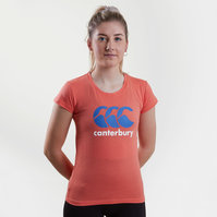 Canterbury CCC Logo Ladies T-Shirt