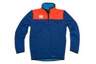 Canterbury Vapodri Kids 1/4 Zip Thermal Training Jacket