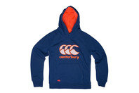 Canterbury CCC Logo Kids Hooded Sweat