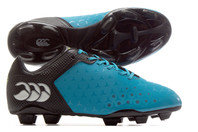 Canterbury Control Club Kids Bladed FG Rugby Boots