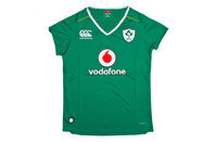 Canterbury Ireland IRFU 2016/17 Ladies Home Pro S/S Rugby Shirt