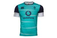 Canterbury Ireland IRFU 2016/17 Kids Pro Rugby Training Shirt