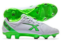 X Blades Sniper Sonic Elite Wide Fit FG Rugby Boots