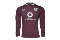 Canterbury Ireland IRFU 2016/17 Alternate Classic L/S Rugby Shirt
