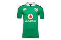 Canterbury Ireland IRFU 2016/17 Home Pro S/S Rugby Shirt