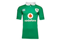 Canterbury Ireland IRFU 2016/17 Home Classic S/S Rugby Shirt