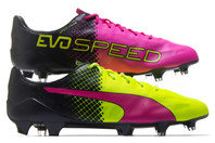 Puma evoSPEED II SL Tricks FG Football Boots