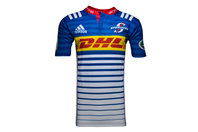 adidas Stormers 2017 Kids Super Rugby Home Replica Shirt