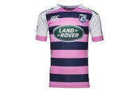 Canterbury Cardiff Blues 2016/17 Alternate Pro S/S Rugby Shirt