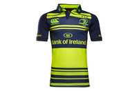 Canterbury Leinster 2016/17 Kids Alternate Pro S/S Rugby Shirt