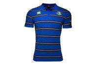 Canterbury Leinster 2016/17 Players Striped Rugby Polo Shirt
