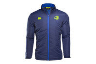 Leinster 2016/17 Players Sideline Padded Rugby Jacket