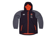Canterbury England 2016/17 Kids Full Zip Shower Proof Rugby Jacket