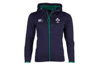 Canterbury Ireland IRFU 2016/17 Ladies Full Zip Hooded Rugby Sweat
