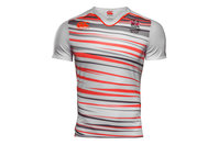 England 7s 2016/17 Kids Home Pro Rugby Shirt