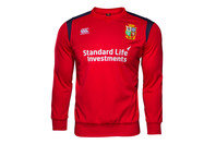 Canterbury British & Irish Lions 2017 Tech Crew Rugby Training Top