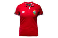 Canterbury British & Irish Lions 2017 Ladies Rugby Training Polo Shirt