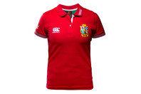 Canterbury British & Irish Lions 2017 Ladies Rugby Training Polo Shirt