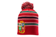 Canterbury British & Irish Lions 2017 Bobble Rugby Beanie