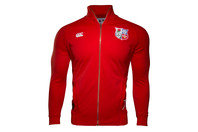 Canterbury British & Irish Lions 2017 Players Pique Full Zip Track Top