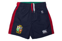 Canterbury British & Irish Lions 2017 Kids Woven Gym Shorts