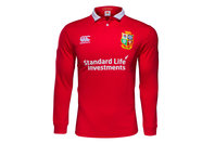 British & Irish Lions 2017 Match Day Classic L/S Rugby Shirt