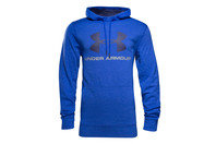 Under Armour Sportstyle Triblend Logo Hooded Sweat