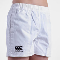 Canterbury Professional Kids Cotton Rugby Shorts