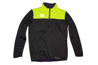 Canterbury Vaposhield Kids 1/4 Zip Thermal Training Jacket