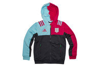 adidas Harlequins 2016/17 Kids Performance Hooded Rugby Sweat