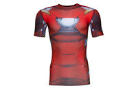 Under Armour Iron Man Transform Yourself Compression S/S T-Shirt