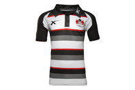 X Blades Gloucester 2016 Players Devonport Rugby Polo Shirt