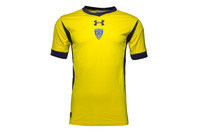 Under Armour Clermont Auvergne 2016/17 Home S/S Replica Rugby Shirt