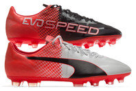 Puma evoSPEED 1.5 Tricks AG Football Boots