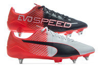 Puma evoSPEED 1.5 Mixed SG Football Boots