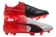 Puma evoSPEED 1.5 Leather FG Football Boots