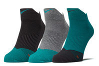 3 Pack Dri-FIT Lightweight Low Quarter Training Socks