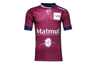 Kappa Union Bordeaux Begles 16/17 S/S Home Replica Rugby Shirt
