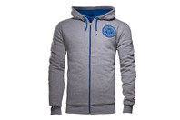 Rugby Division Osaka Heritage Full Zip Hooded Rugby Sweat