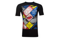 Rugby Division Akita Graphic Rugby T-Shirt